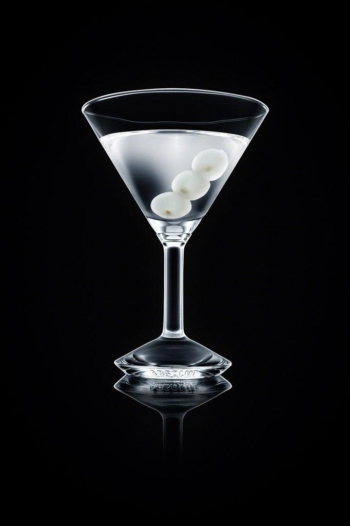 Vodka Gibson koktél