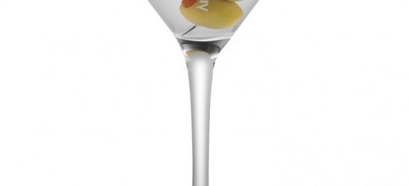 Vodkatini koktél