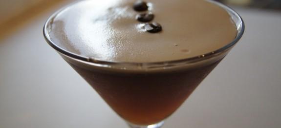 Espresso Martini koktél
