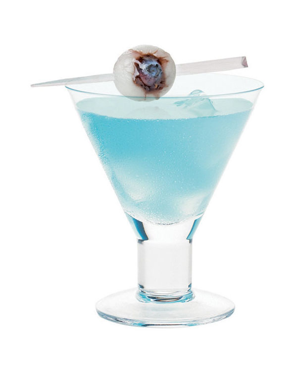 Mad Eye Martini koktél