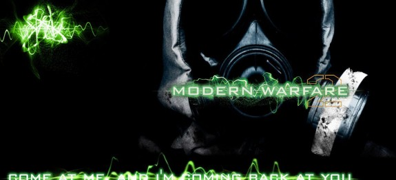 Modern Warfare poszter