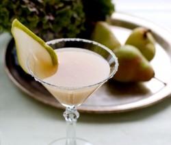 Pear Martini koktél