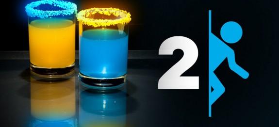 Portal 2 koktél
