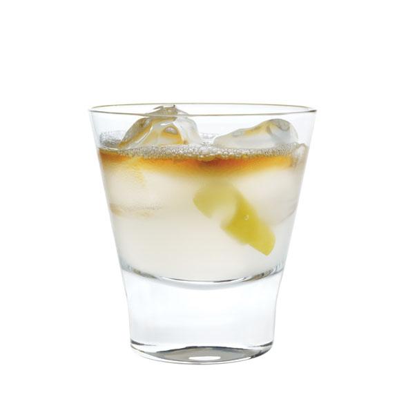 Solstice Lemonade koktél