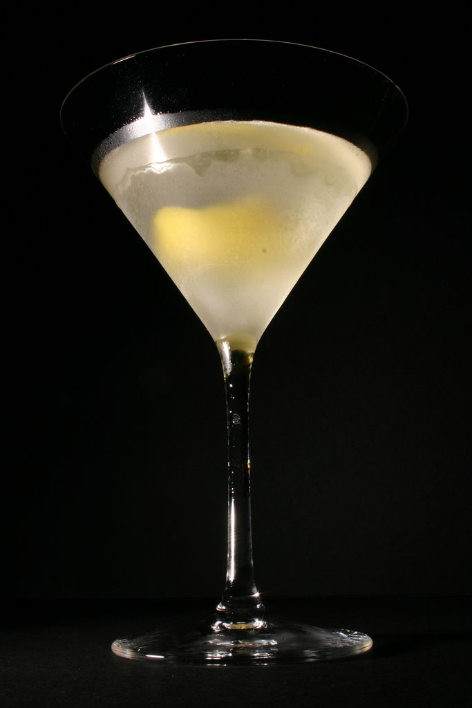 Vesper Martini koktél