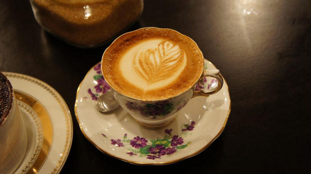 Gyömbér Kávé