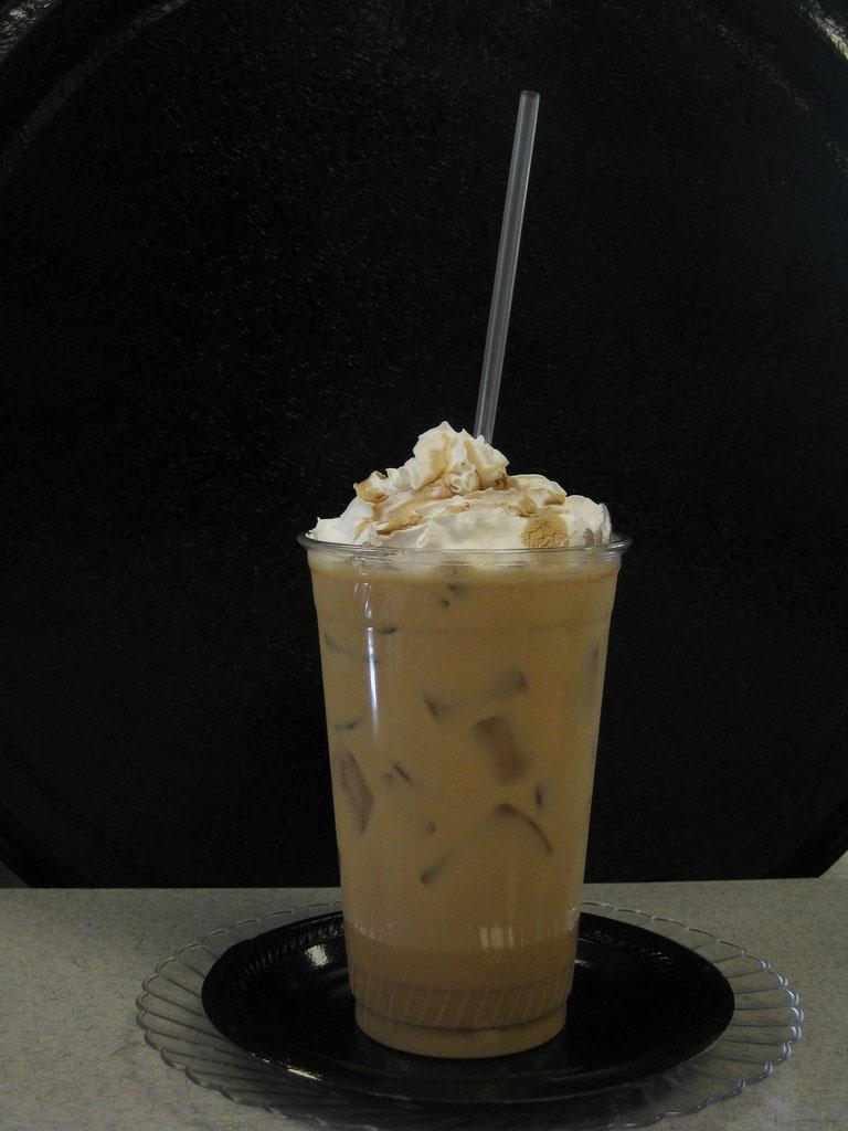 Jeges Karamellás Cappuccino