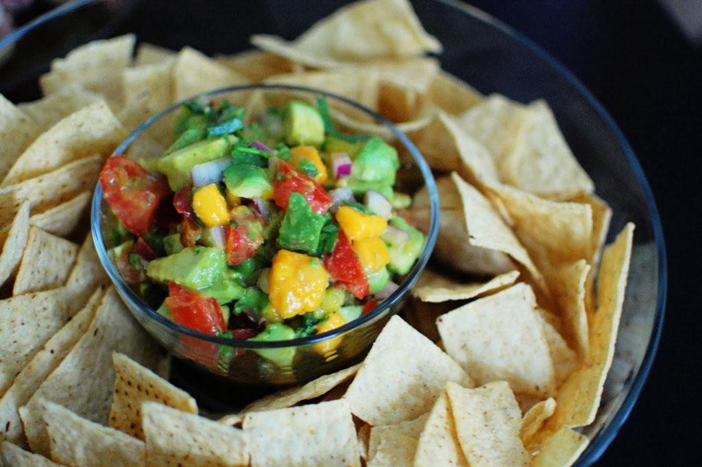 Összes bejegyzés és recept címkéje: salsa saláta