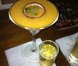 Pornstar Martini koktél