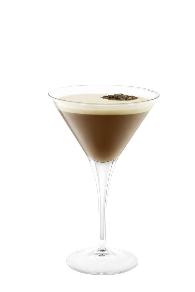 Tiramisu Martini koktél