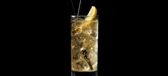 Whiskey Lemonade koktél