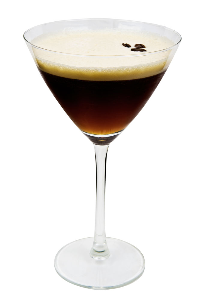 Coffee Martini koktél