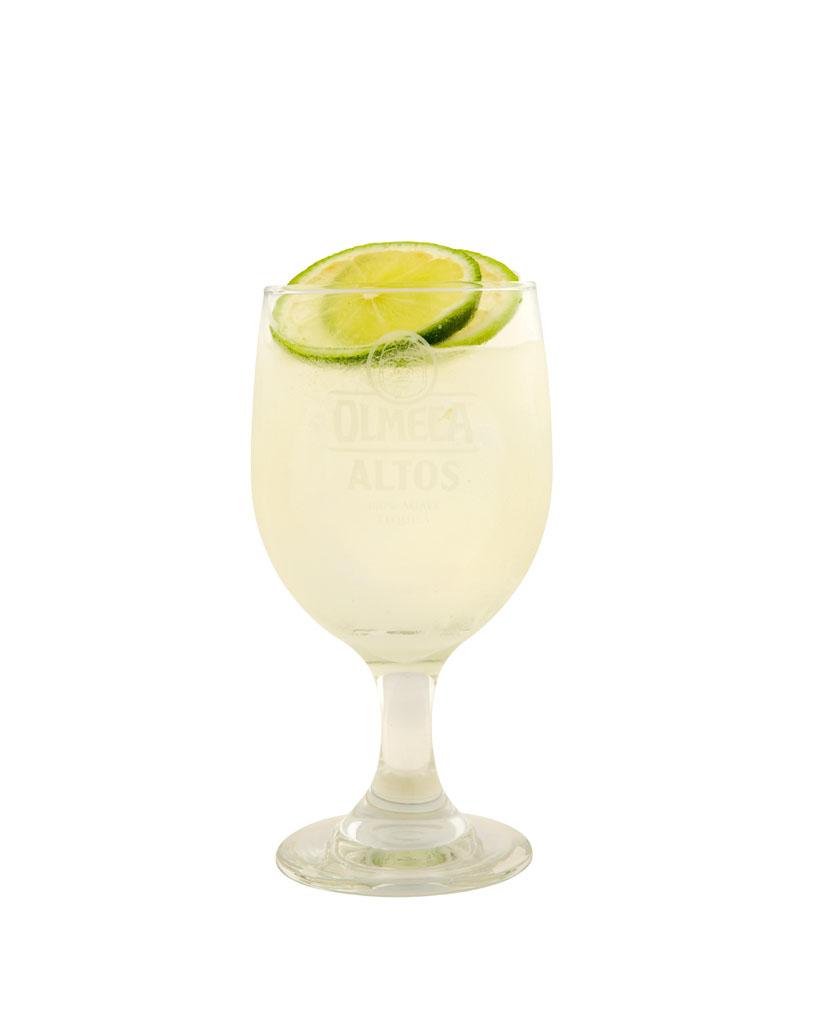 Olmeca Altos Agave Margarita koktél recept - Olmeca Tequila Plata