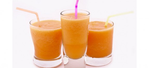Narancslé turmix