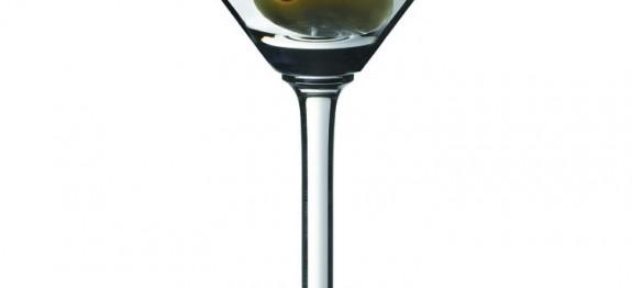 Vodka Martini koktél