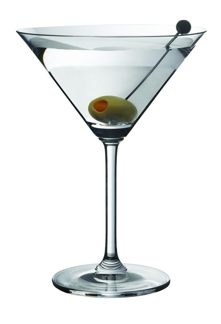 Vodka Martini koktél