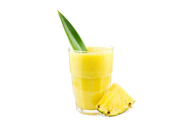 Ananász gyümölcsturmix