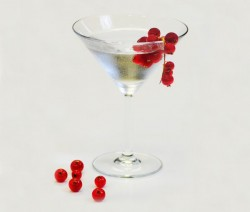 DQ Vodka Martini koktél