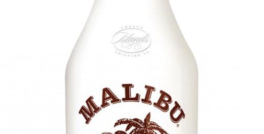 Malibu kókuszos rum