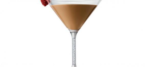 Baileys Raspberry Martini koktél