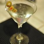 Peppar Vodka Martini