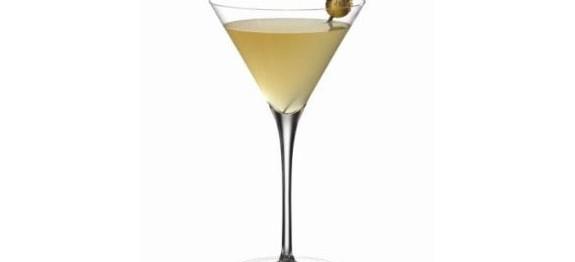 Gold Rush Martini koktél