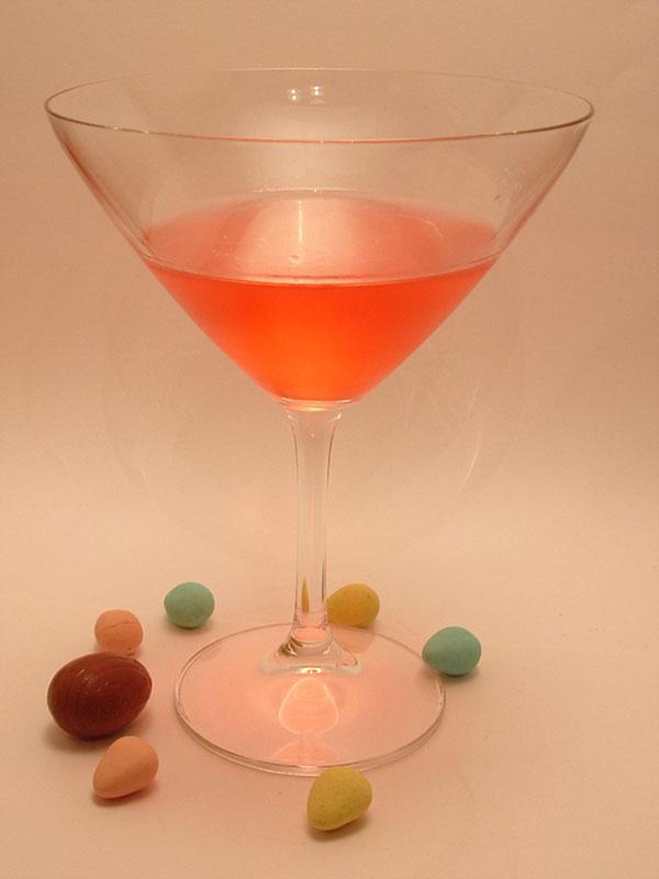 Pink Chocolate Bunny koktél