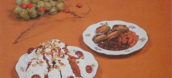 Somlói galuska (olajos magvakkal)