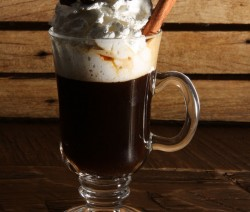 Ír Kávé (Irish Coffee)
