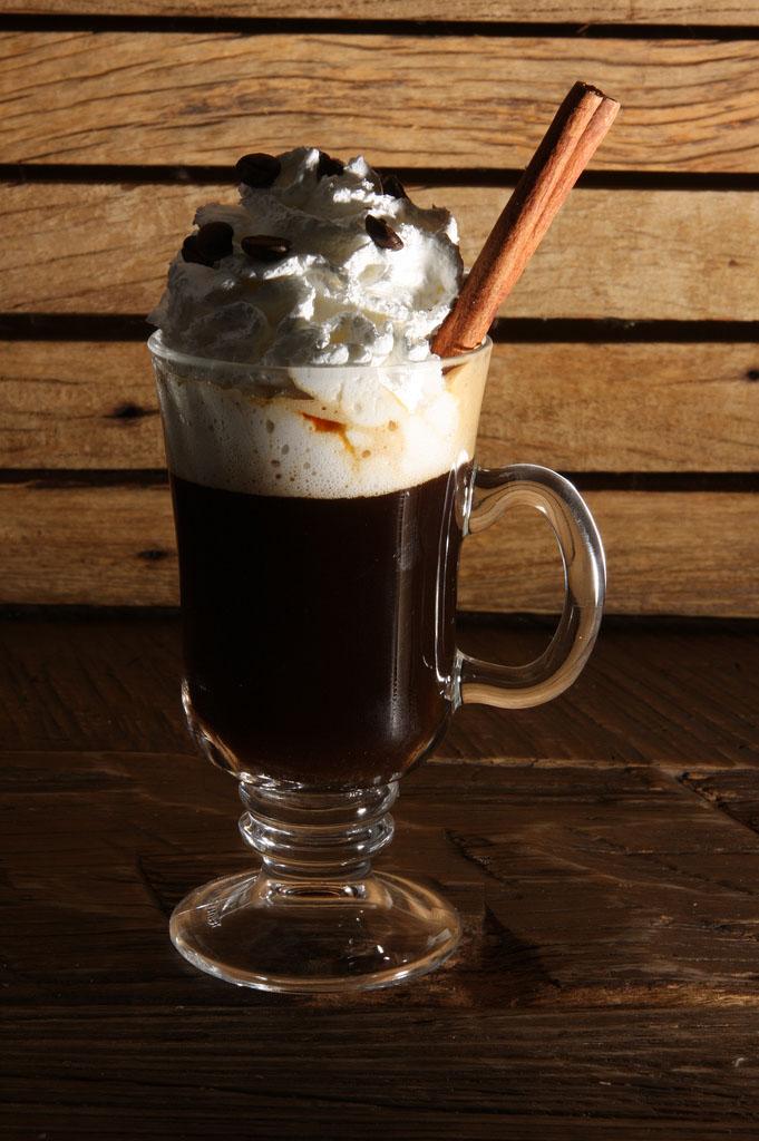 Ír Kávé (Irish Coffee)