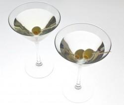 Martini Dry koktél