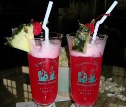 Singapore Sling koktél 01