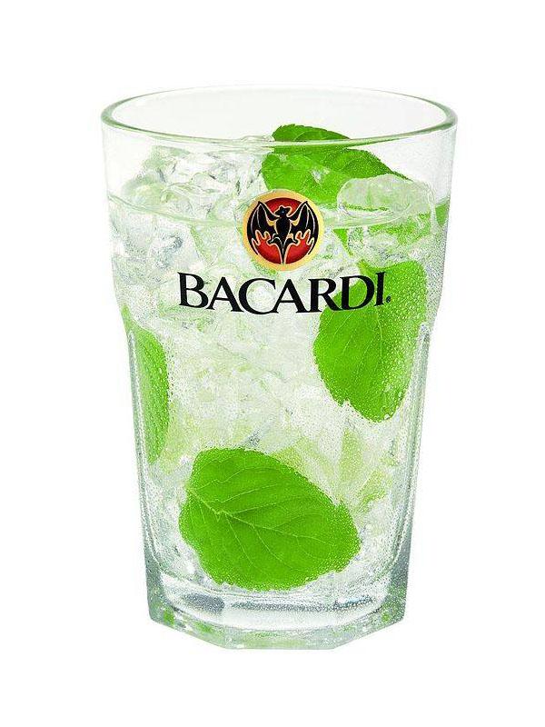 Bacardi Mojito koktél