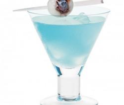 Mad Eye Martini koktél