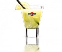Martini Bianco Fizz koktél