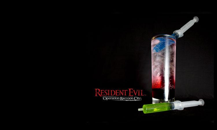 Resident Evil: G-Virus and T-Virus koktél