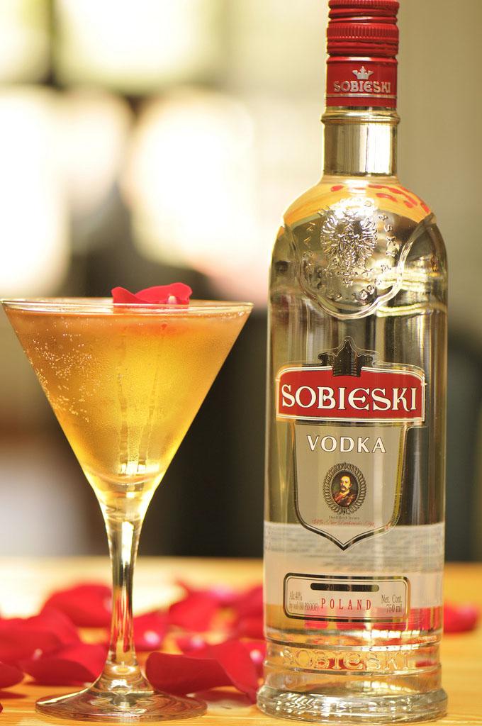 Sobieski Don't Talk Just Kiss koktél