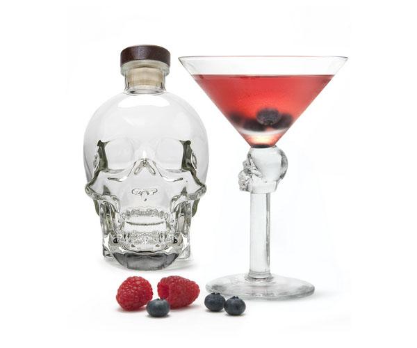 Crystal Head Elixir koktél