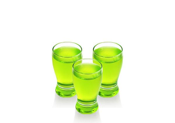 Green Dinosaur Shot koktél