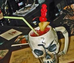 Shrunken Skull koktél