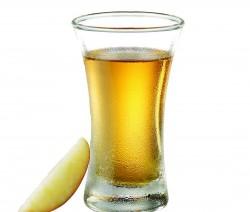 The Skulled Cider koktél