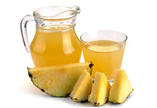 Ananász szirup