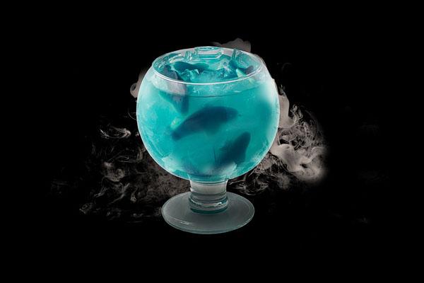 Blue Shark koktél