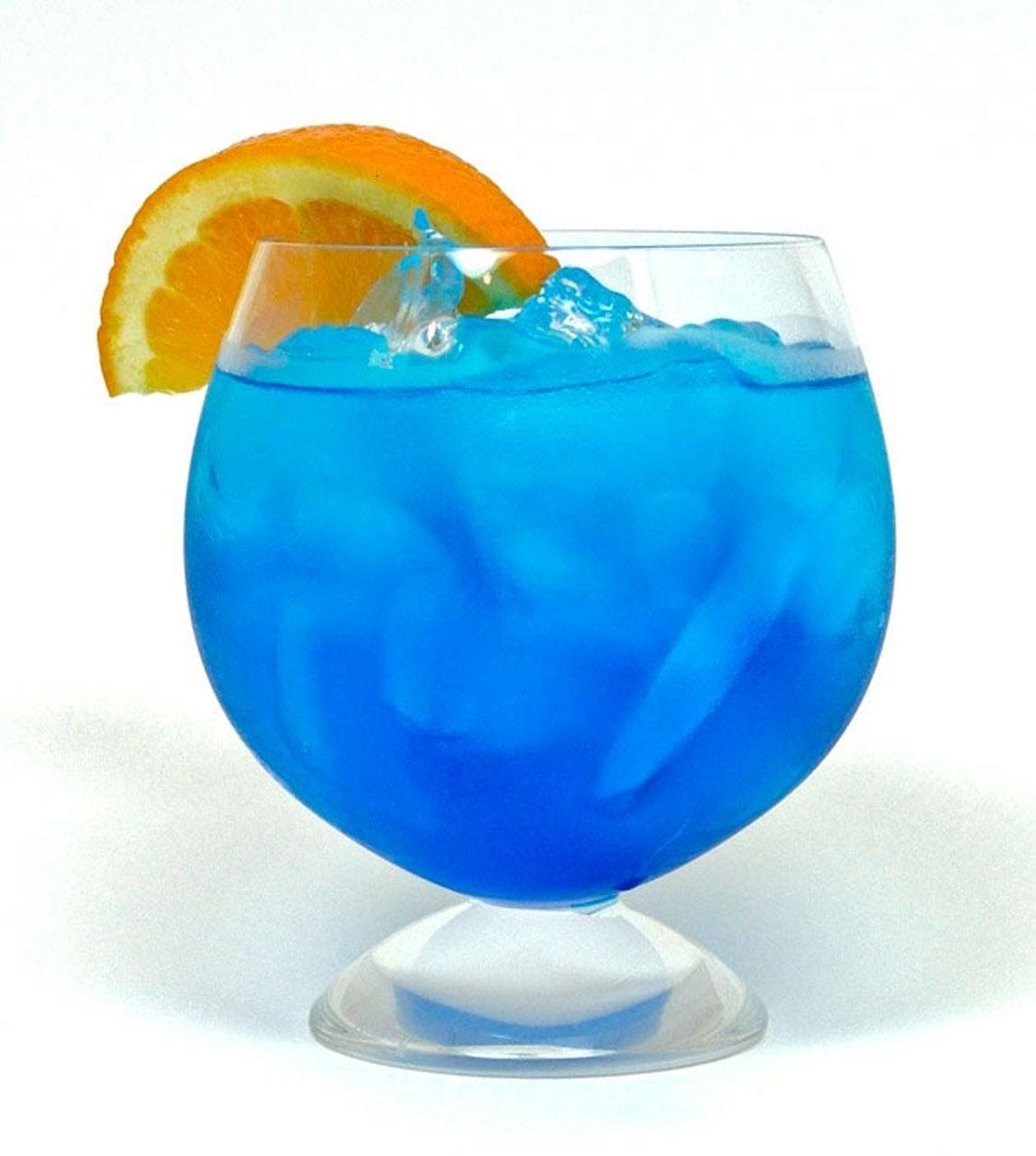 Feeling Blue koktél