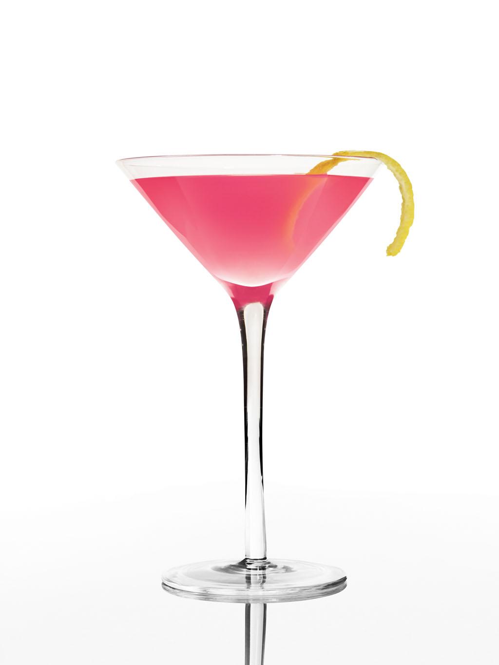 Pink Martini koktél