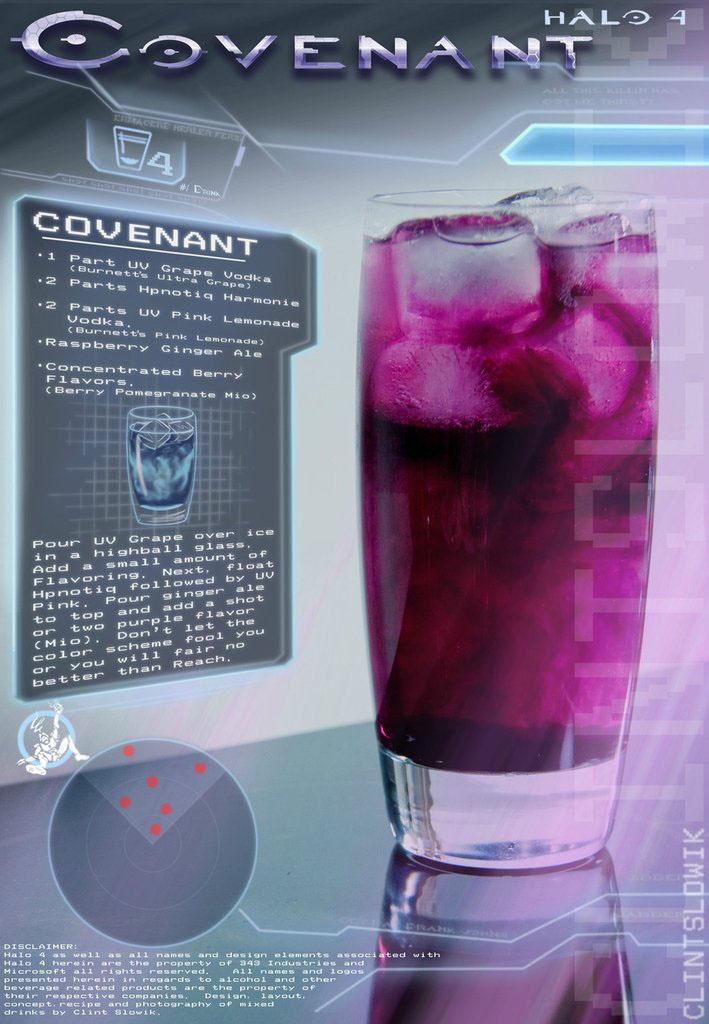 Halo: Covenant koktél