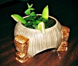 Scorpion Bowl koktél
