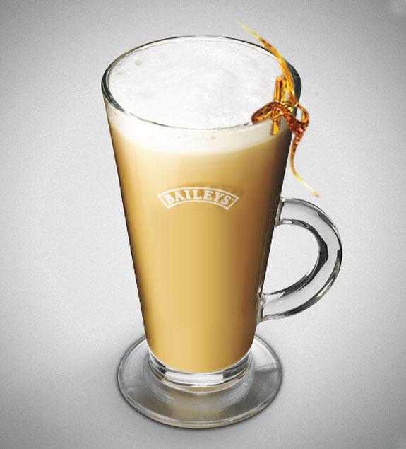 Baileys Creme Caramel Latte