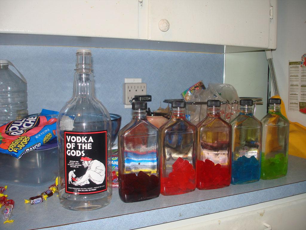 Jolly Rancher Vodka