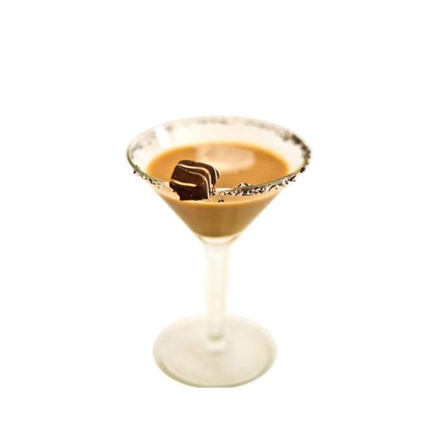 Chocolate Seduction Martini koktél
